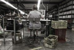 Arbetare Arkivfoton