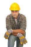 arbetare Fotografering för Bildbyråer