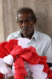 Arbetare och handwork i Sri Lanka Royaltyfri Foto