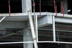 Arbeten på byggnaden Royaltyfri Foto