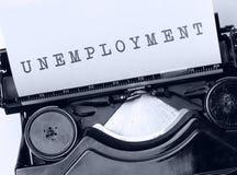 arbetslöshet Arkivbilder