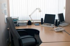 arbetsplats fotografering för bildbyråer