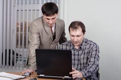 arbetsplats business2 Arkivbild