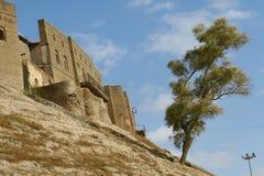 Arbil Castle. In Arbil,Kurdistan,Iraq Royalty Free Stock Photography