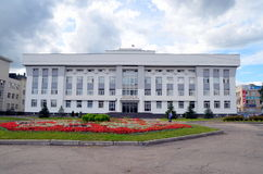 Arbitration Court. VOLOGDA, RUSSIA - JULY 30, 2015 - Vologda. Arbitration Court of of the Vologda region Royalty Free Stock Photo