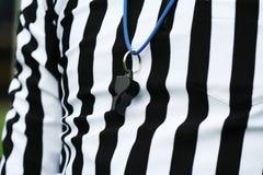 Arbitre de sport Photo libre de droits