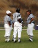 Arbitri del NFL Fotografia Stock Libera da Diritti