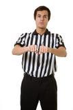 Arbitro Fotografia Stock