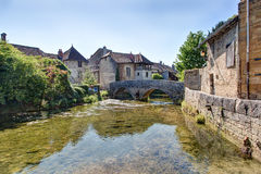 Arbois Jura France Royalty Free Stock Photo