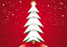 Arbol de Navidad Royalty Free Stock Photos