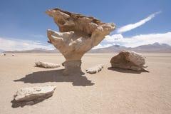 Arbol de Piedra, Bolivia Stock Images
