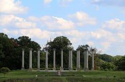 Arborétum national des Etats-Unis images libres de droits