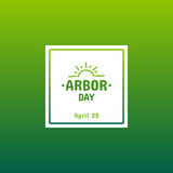 Arbor Day  image Royalty Free Stock Photography