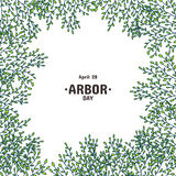 Arbor Day  image Stock Photography