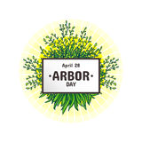 Arbor Day  image Stock Images