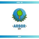 Arbor Day  image Royalty Free Stock Photo