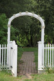 Arbor Gate � New Jersey Park Royalty Free Stock Photography