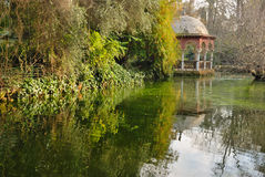 Arbor park Stock Image