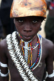 Arbore boy. Arbore tribe - Africa, South Ethiopia Stock Photography