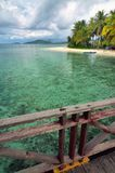 Arborek Beach Papua Indonesia Stock Photo