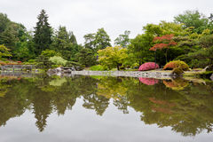 Arboreto del parque de Washington Fotos de archivo