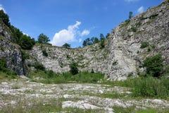 Arboreto em Stramberk, República Checa fotos de stock