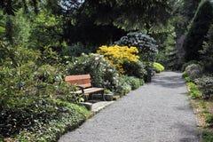 Arboretum Royalty Free Stock Image