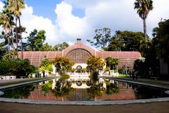 Arboretum - Balboa Park. Balboa Park in San Diego California Royalty Free Stock Image