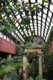 Arboretum and Botanical Garden.. Arboretum and Botanical Garden in Zlatoust Russia Royalty Free Stock Photos