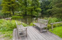 Arboretum Volcji potok, Kamnik Stock Photography