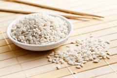 Arborio rice Royalty Free Stock Image