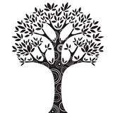 Arbre illustration libre de droits