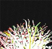 Arbre abstrait de branchement - vecteur Images stock