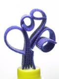 Arbre abstrait violet Photos libres de droits