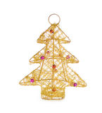 arbre décoratif image stock