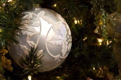 arbre d'ornement de Noël Photo stock
