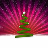 Arbre de Christmass Images stock