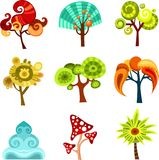 Arbre de conception Illustration Stock