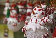 arbre de décoration de Noël Image stock