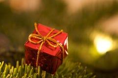 arbre de décoration de Noël Photographie stock libre de droits