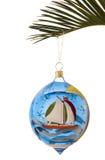 arbre de décorations de Noël Photos libres de droits