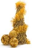 arbre de fourrure de billes Photos libres de droits