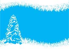 Arbre de Noël Illustration Libre de Droits