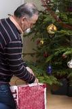 Arbre de Noël rectifiant première génération Photo libre de droits