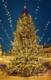 Arbre de Noël 2017 Images stock