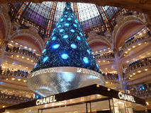 Arbre de Noël de Swarovski Images stock