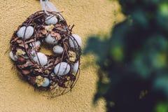 Arbre de Pâques à Potsdam Photographie stock