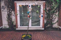 Arbre de Pâques à Potsdam Images stock