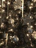 Arbre de ruban de Noël photos stock