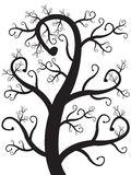 Arbre fantastique 01 illustration stock